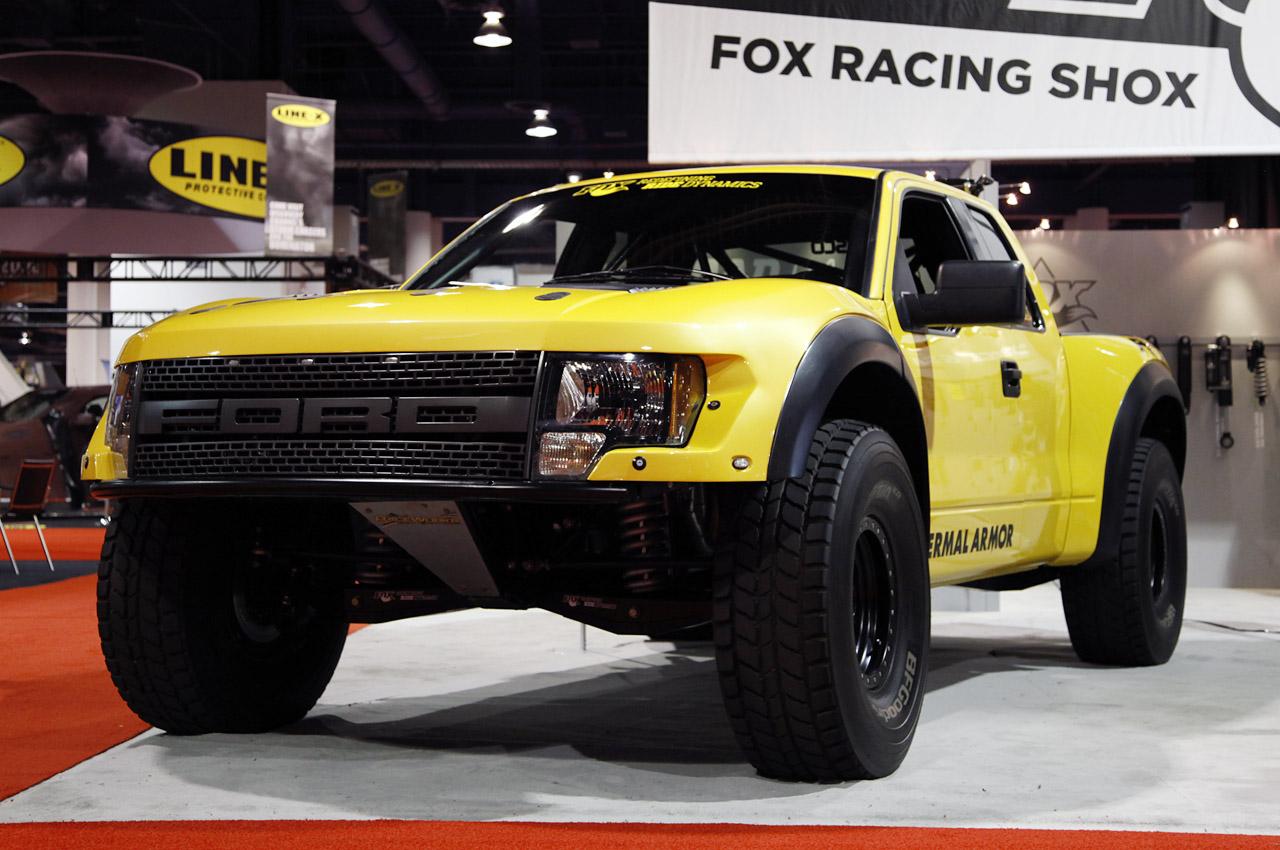 Ford Raptor PreRunner