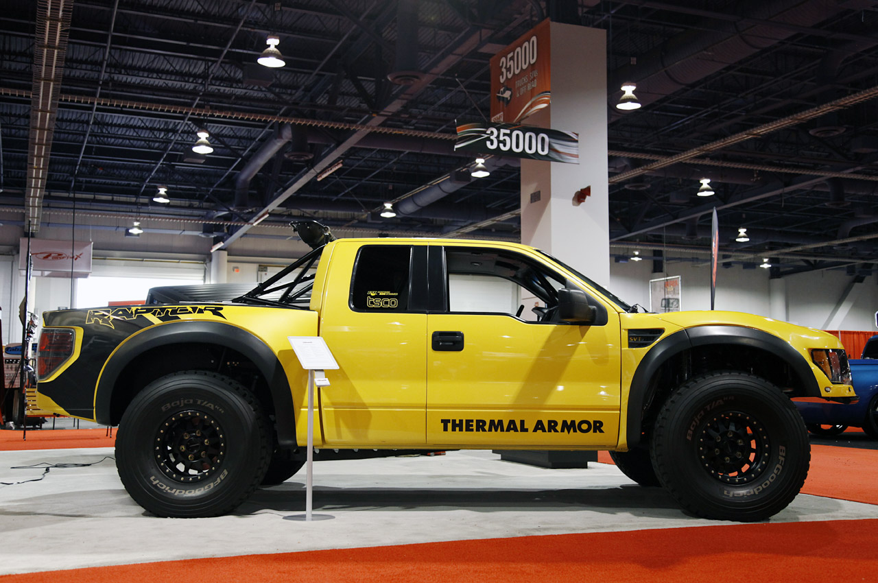 ford raptor luxury prerunner by stewarts race works. Black Bedroom Furniture Sets. Home Design Ideas
