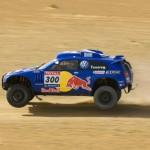 2011 Touareg Volkswagon Dakar Rally 7