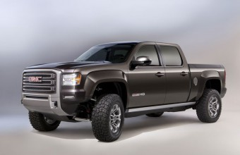 GMC Sierra All Terrain HD Concept Truck 2011