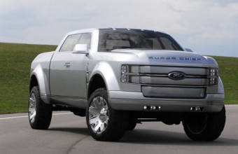 2012 Ford Super Chief Concept Truck