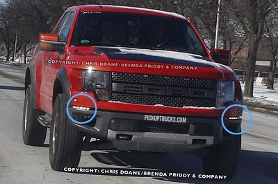 2013 Ford Raptor SVT F-150 Specs Pictures and Rumors