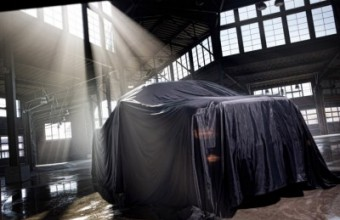 2013 Ford F-250 F-350 Super Duty Teaser