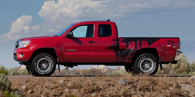 Tire Size On New Toyota Baja Truck Html Autos Post