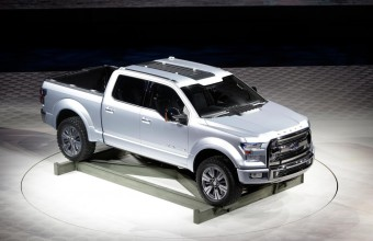 Ford Atlas Concept Truck 2013