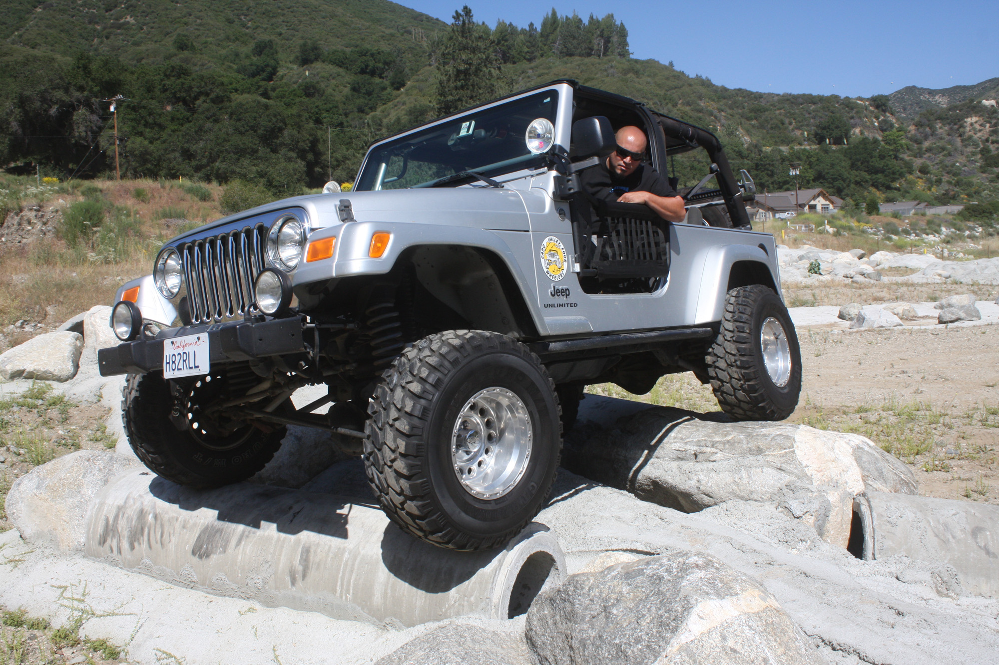Azusa Canyon Off Road Obstacle Course Set To Open July