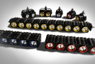 Modular Off Road LED Lights by KC HiLiTES