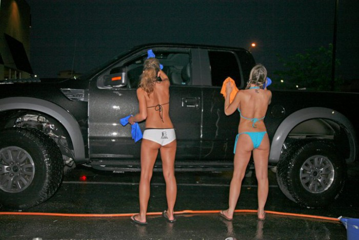 Ford Raptor Hot Girls Babes X on 2014 Ford Raptor Svt