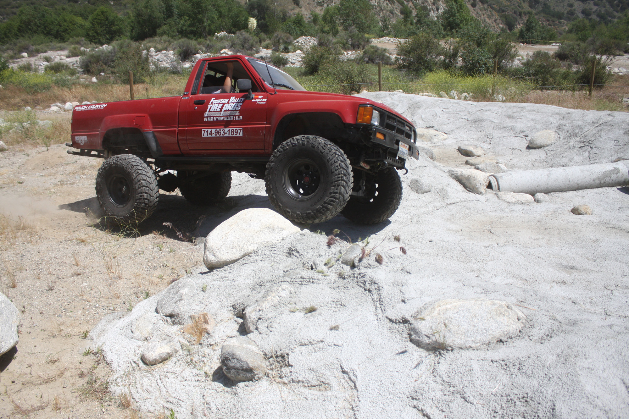 Vehicle Registration Ca >> Off Road Park - Azuza Canyon OHV California - Socal Prerunner : Socal Prerunner