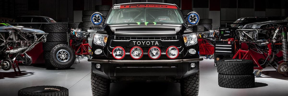 Toyota TRD Pro Prerunner